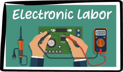 Electronic Labor